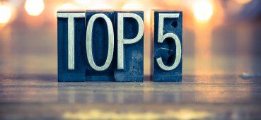 Photo of Top 5