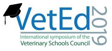 VetEd 2019 logo